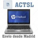 "HP Elite 2560p i5 2.5Ghz / 4Gb / 320Gb / 12.5"" / W.Cam / Teclado Internacinal / Windows 7 Pro"