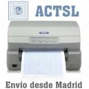 EPSON PLQ 20M Impresora de matriz de puntos
