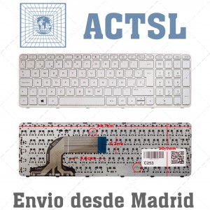 Teclado Español para HP 15-R HP 250 G2 G3 HP 15-G 15-E
