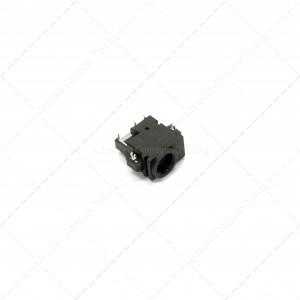 Conector DC Power Jack para R20 R70 P40 X60 R505 R610 Q310