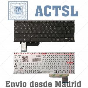 Teclado para ASUS VivoBook S200e S200 X201 X202e