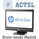 "HP 6300 i3 3230 3ªGRN 4GB / 250GB / DVDRW / Wifi / 21"" FHD / WEBCAM / Intel 2500 / Windows 7"
