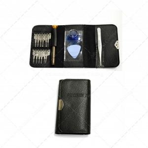 Estuche Kit Herramientas de Precisión portátiles / móviles/ tablets / relojería