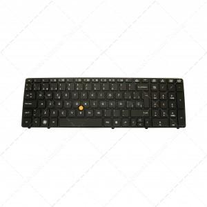 Teclado para portátil HP EliteBook 8560w  8570w