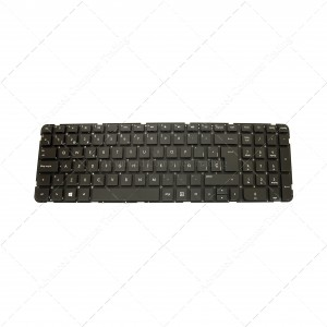 Teclado para portátil HP COMPAQ G6-2000 G6-2100 G6-2200 G6-2300 Serie