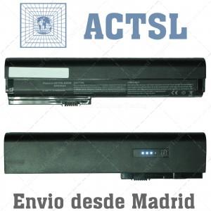 Batería  para portátil HP Elitebook 2560p 2570p
