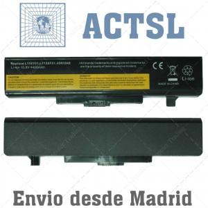 Batería  para portátil Lenovo IdeaPad G480 G585 Y480 Z380 Z580