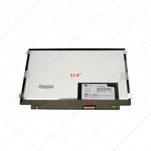 """Pantalla Screen 11.6"""" Inch 40pin Glossy Brillo Brackets Laterales WXGA (1366x768)  HD"""