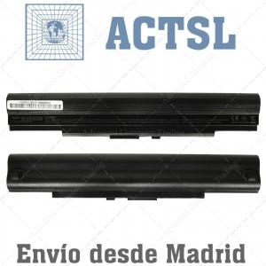 Batería para portátil ASUS X5G UL30A UL80J U35 U30 4400mAh