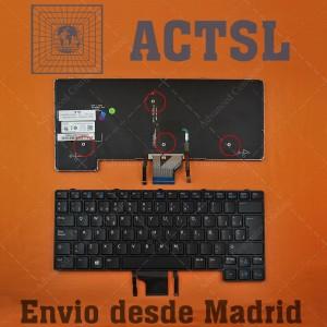 Teclado para portátil DELL Latitude E6430u Ultrabook