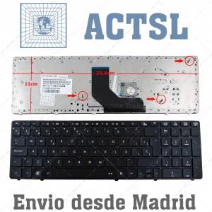 Teclado para portátil Hp Compaq Probook 6560B 8570p 6565B