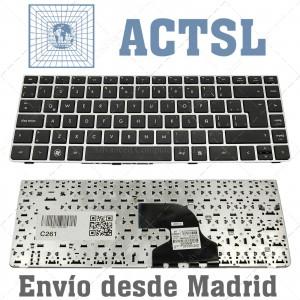 Teclado para portátil HP Probook 4435S 4436S 4430S Series Verisón LA