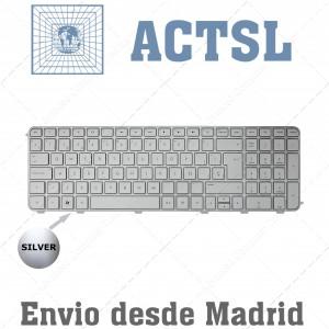 Teclado para portátil HP Pavilion dv6-6bxxxx dv6-6000 dv6-6100 Series