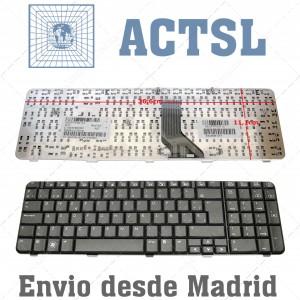 Teclado para portátil HP COMPAQ Presario CQ71 G71