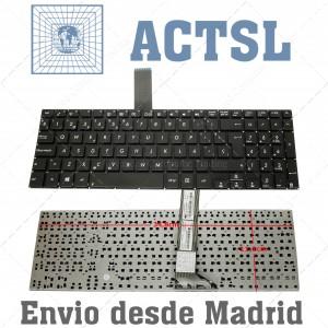 Teclado para portátil Asus K551 K551L K551LA K551LB Vivobook S551 Series