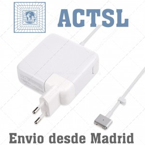 AC Adapter 14.5V 3.1A - 14.85V 3.05A 45W Apple Macbook Laptop - MagSafe 2