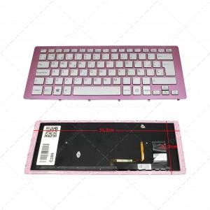 Teclado para portátil Sony Vaio SVF15N Fit 15A multi-flip PC