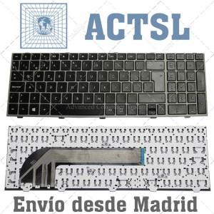 Teclado para portátil HP Probook 4540S 4545S 4740S