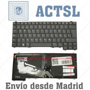 Teclado para portátil DELL Latitude 14-5000 E5440 E5470