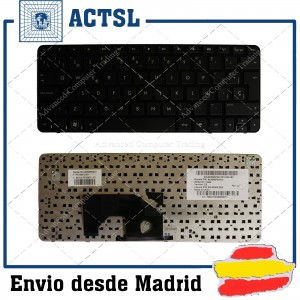 Teclado para portátil HP MINI 210-1000 210-1100 Series