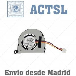 Ventilador Fan para Asus Eee Pc EEEPC 1015 1015PE para INTEL
