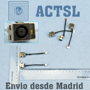 Conector DC power jack para G4-1000 G4-1100 G4-1200 Series