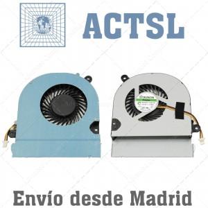 Ventilador Fan para ASUS A45 ASUS A45vd  ASUS A85  ASUS A85C