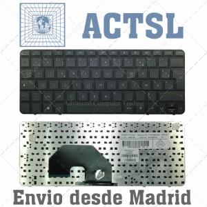 Teclado FRANCÉS para portátil Compaq Mini CQ10-400 HP/COMPAQ 110-3100 HP/COMPAQ 110-3000