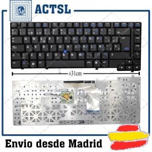 Teclado para portátil HP COMPAQ 6910