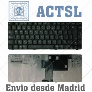 Teclado para portátil Lenovo IdeaPad U450 E45 25-009343