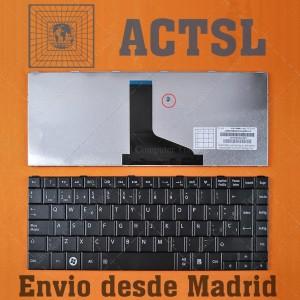 Teclado para portátil TOSHIBA SATELLITE C800  C800D C805 L800 L830 C855 Series