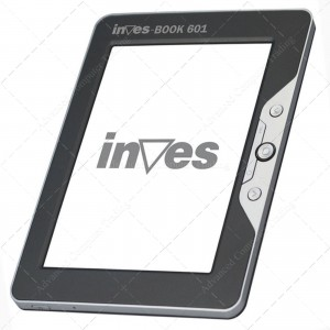 Inves Book 601 - Libro electrónico - E-readers - Ebook - E-reader
