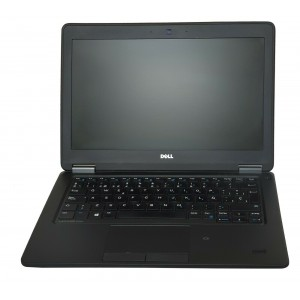 "DELL Latitude E7250 i5 5300u 5ªGrn | 8GB-256SSD | 12.5"" | Web CAM | WIFI | Windows 10 | Teclado Español"
