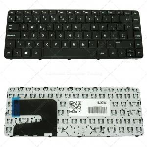 Teclado para HP Probook 430 G2 | 440 G0 G1 G2 | 445 G1 G2 | Con Marco