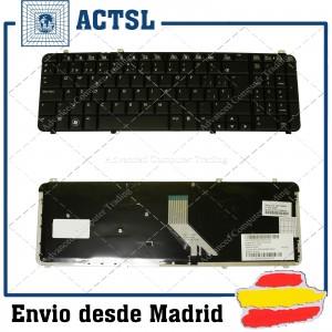HP COMPAQ DV6 Series 1000 y 2000 NEGRO EN ESPAÑOL