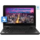 "Lenovo ThinkPad Yoga 11e i3 7100u 7ªGen 8GB / 128m2SSD / 11.6"" Tactil Rev / W.Cam / WIFI / BT / T. Internacional / Windows 10"