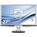 "27"" PHILIPS 273P3LPHES LED FULL HD 1920x1200 HDMI / DVI (COLOR PLATA)"