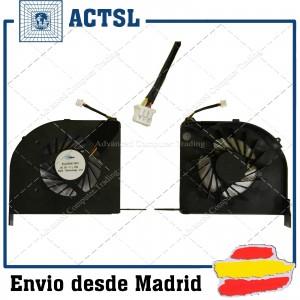 VENTIALDOR HP PAVILION DV6-2000 DV6-2100