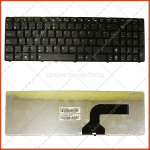 TECLADO ESPAÑOL para ASUS G60 N50 A53 K53 X54 con marco NSK-UGC0S