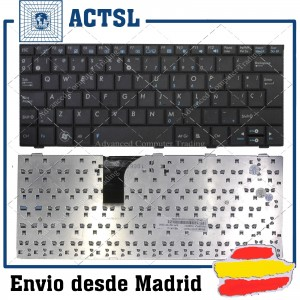 ASUS EEE PC R101, Shell 1001Ha, 1005Ha, 1008Ha Negro