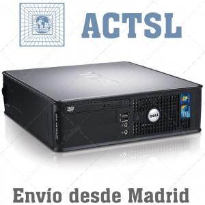 DELL Optiplex  380 DUAL CORE 3.0GHz / 2GB / 250GB / DVDRW / Windows 7 Pro COA