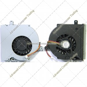 TOSHIBA Satellite L300 L305 Fan Udqfzzh19c1n
