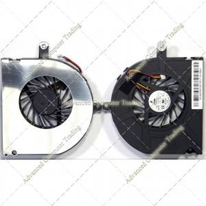 TOSHIBA Qosmio X300 X305 Fan Kb0705ha-8A83 (Dc05v 0.40A)