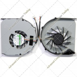 ACER Aspire 5740G 5542 Fan Mg60100v1-Q010-G99 Gc055515vh-A