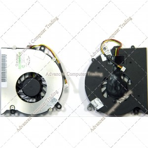ACER Aspire 5520 5720 7720 7520 Fan Ab7805hx-Eb3 (Dc 5V 0.40A)