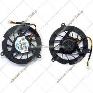 ACER As3050 As4710 As5050 As5920 Fan Dfb501005h30t (Dc 5V 0.4A 6.5*6.5Cm) Gc055515vh-A (B2607.13.V1.F.Gn)