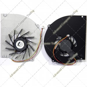 ACER Aspire 4740 4740G (Without Cover) Fan Udqf2j01ccm