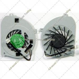 TOSHIBA T130 T135 (3Pin) Fan Gc053507vh-A/Ad5805hx-Qb3