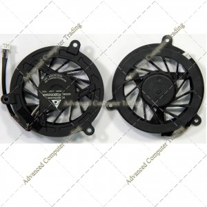 TOSHIBA Satellite A300 M300 M301 M302 M305 M306 M307 M308 (Fan Blade,For Discrete Video Card) Fan Ksb0505ha