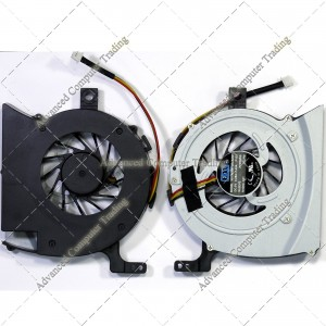 TOSHIBA Satellite L645 L600 L630 C640 Fan Ab7805hx-Gb3